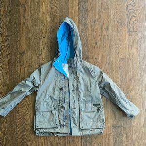 Burberry rain coat Excellent condition